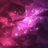 Fondo colourful leggero moderno di progettazione grafica dell'estratto, illustrazione di vettore royalty illustrazione gratis