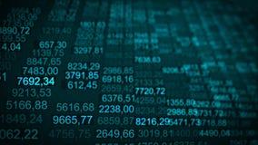 Fondo commerciale futuristico di Internet di Digital Immagine Stock Libera da Diritti