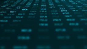 Fondo commerciale futuristico di Internet di Digital Fotografia Stock