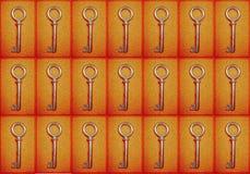Fondo con claves foto de archivo libre de regalías