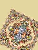 Fondo con el detalle de la alfombra Imagenes de archivo