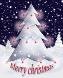 Fondo con i vari motivi decorativi per il Natale ed il nuovo anno illustrazione vettoriale