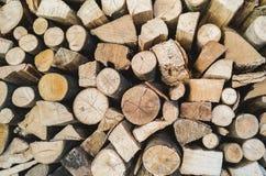 Fondo con la madera llenada fotos de archivo