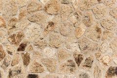 Fondo con la pared de piedras del vintage Foto de archivo