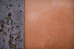 Fondo con la pared lamentable vieja Fotografía de archivo