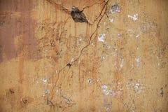 Fondo con la pared lamentable vieja Imagen de archivo libre de regalías