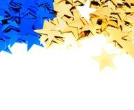 Fondo con las estrellas imágenes de archivo libres de regalías