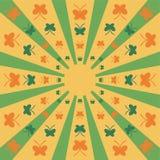 Fondo con las mariposas Imagenes de archivo