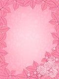 Fondo con las rosas Fotografía de archivo libre de regalías