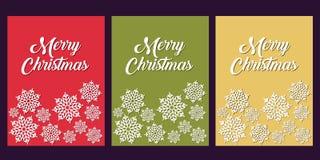 Fondo con le decorazioni di Natale per le insegne, pubblicità, opuscolo, carte, invito ecc Immagini Stock Libere da Diritti