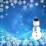 Fondo con le renne - illustrazione di Natale - illustrazione vettoriale