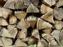 Fondo con legno Immagini Stock