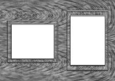 Fondo con los marcos Imagenes de archivo