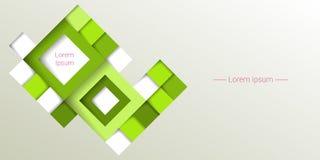 Fondo con los Rhombus Ilustración del vector Imagenes de archivo