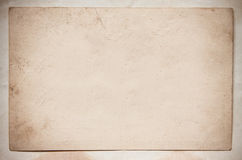 Fondo con los viejos papeles y letras Fotografía de archivo libre de regalías