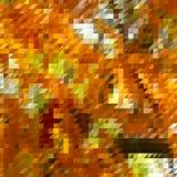 Fondo con rejilla colorida del maleficio Fotos de archivo libres de regalías