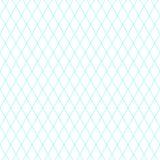 Fondo con rejilla diagonal azul Foto de archivo