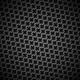 Fondo con textura negra inconsútil del carbono Imagenes de archivo