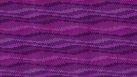 Fondo con una struttura tricottata, imitazione di lana Diverse linee multicolori illustrazione di stock