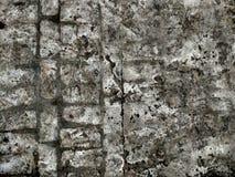 Fondo concreto abstracto de la textura del piso de la tira fotografía de archivo libre de regalías