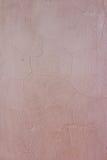 Fondo concreto agrietado de la pared de ladrillo de la vendimia Imágenes de archivo libres de regalías