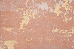 Fondo concreto agrietado de la pared del vintage, pared vieja Foto de archivo libre de regalías