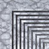 Fondo concreto astratto di architettura della parete di struttura Fotografie Stock