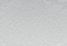 Fondo concreto bianco di struttura Fotografia Stock