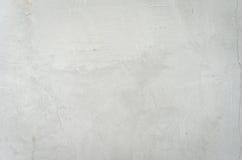 Fondo concreto blanco de la textura del cemento Imagenes de archivo