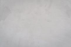 Fondo concreto blanco de la textura del cemento Fotografía de archivo