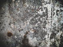 Fondo concreto de la pintura sucia vieja fotos de archivo