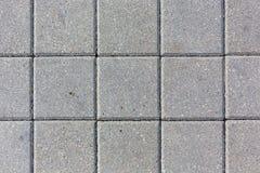 Fondo concreto de la textura del modelo de las tejas del cuadrado imagen de archivo
