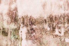 Fondo concreto de la textura del viejo grunge rosado Imagenes de archivo