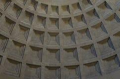Fondo concreto di struttura in cubi quadrati Immagine Stock