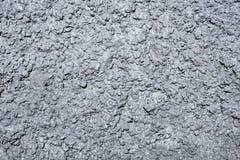 Fondo concreto dipinto sulla parete di pietra rivestita - Grey strutturato Fotografie Stock