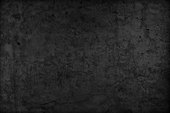 Fondo concreto nero di struttura Spazio in bianco per progettazione immagine stock libera da diritti