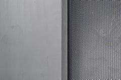 Fondo concreto strutturato grigio Fotografia Stock Libera da Diritti