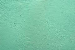 Fondo concreto verde Imagen de archivo