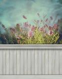Fondo/contexto de la pared de la primavera Imagenes de archivo