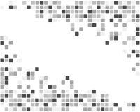 Fondo controlado ilustración del vector