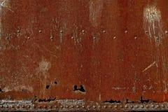 Fondo corroído del metal Imagen de archivo libre de regalías