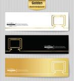 Fondo creativo astratto di vettore di concetto per le applicazioni del cellulare e di web, progettazione del modello dell'illustr Immagine Stock