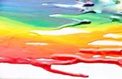 Fondo creativo del color fotografía de archivo