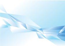 Fondo cristalino Stock de ilustración