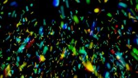 Fondo, cristalli d'ardore sulla superficie di una piscina Fotografia Stock Libera da Diritti
