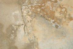 Fondo crudo del muro de cemento fotos de archivo
