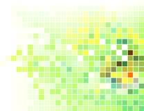 Fondo cuadrado abstracto del mosaico libre illustration