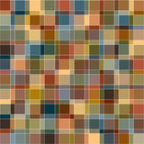 Fondo cuadrado del color Foto de archivo