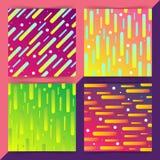 Fondo cuadrado Ilustración del vector gradiente Fotos de archivo