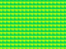 Fondo cuadrado verde y amarillo Imagen de archivo libre de regalías